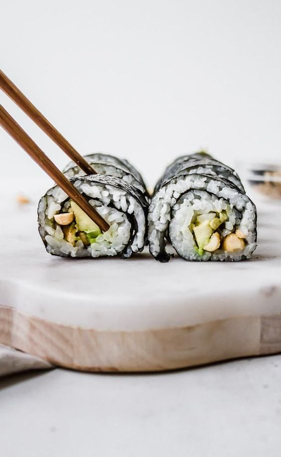 how to make homemade sushi rolls