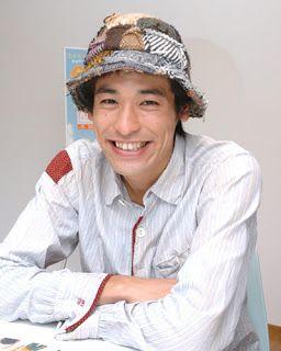帽子を被ったかっこいい佐藤隆太