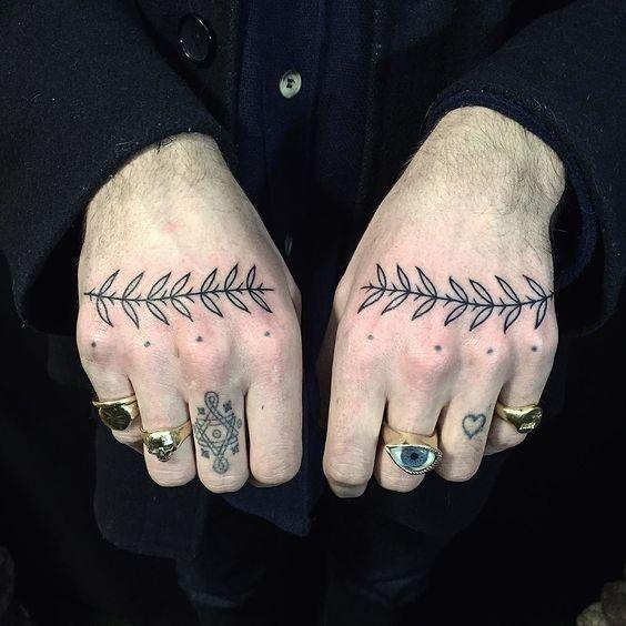 Tatuajes En Los Dedos Los Mejores
