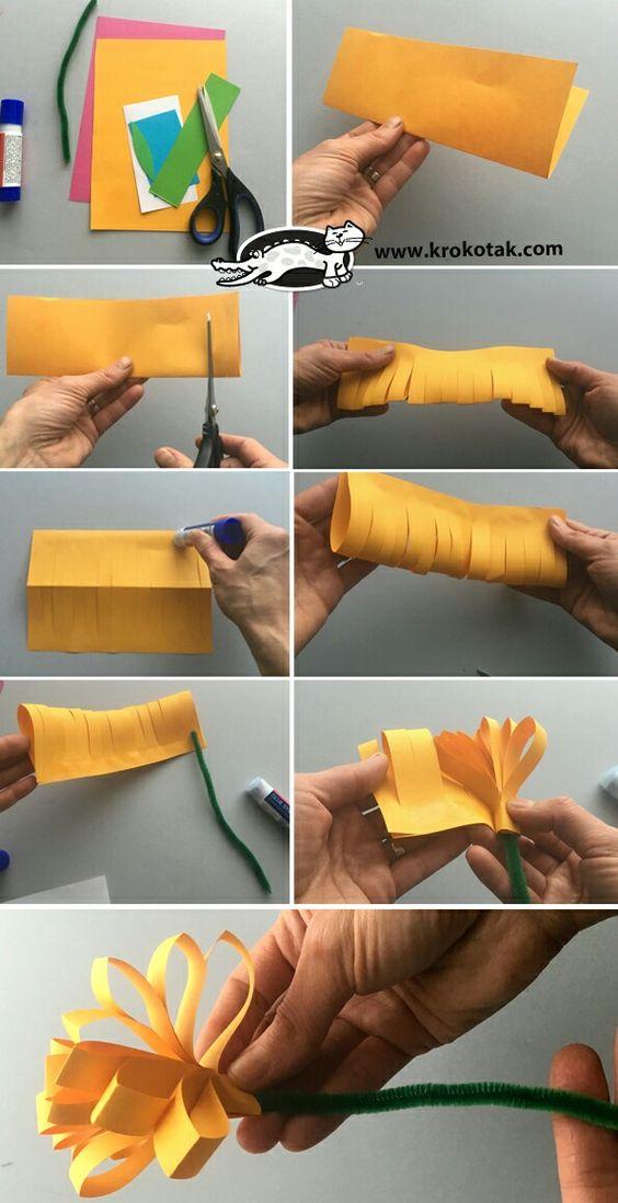 Fiore di carta