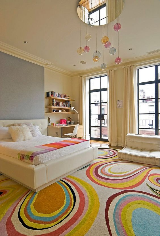 Outstanding Colorful Rooms