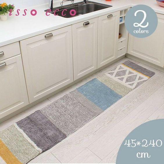 ニトリ・IKEA・楽天のおしゃれなキッチンマットおすすめ12選!