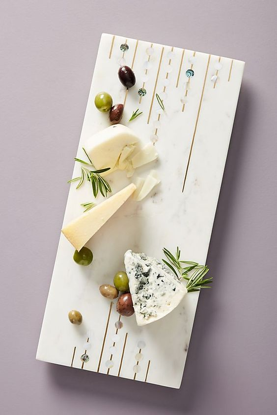Slide View: 1: Portina Cheese Board