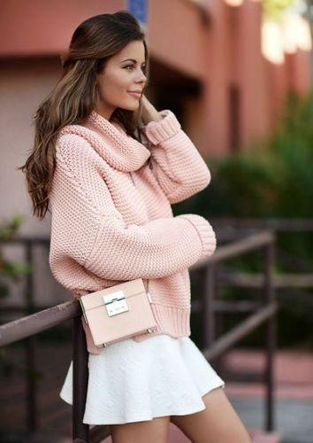 ZARA Pink High Neck Slouch Sweater Jumper M 8 10 12  BNWT BLOGGERS !!!!! #Zara #Jumpers