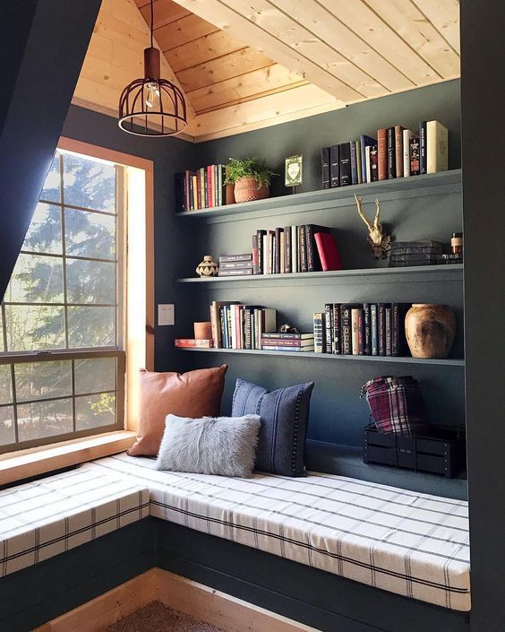 Catch us nestled in this cozy nook this weekend. ���
