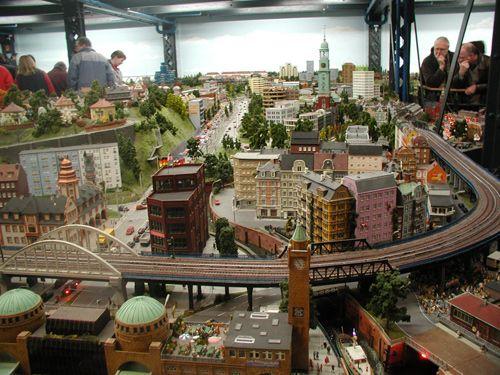Miniatur Wunderland city