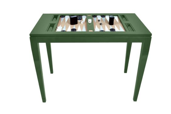 Peale Green Backgammon from oomph