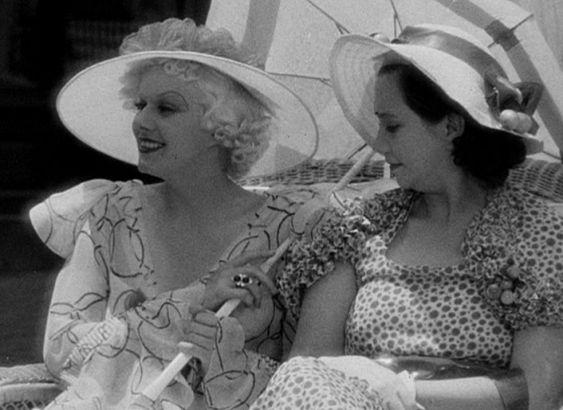 Jean Harlow, Patsy Kelly