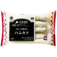 業務スーパーの冷凍「ちょっと厚めのハムカツ」はお弁当やカツサンドにおすすめ!