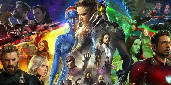 X-Men and Fantastic Four to unite soon