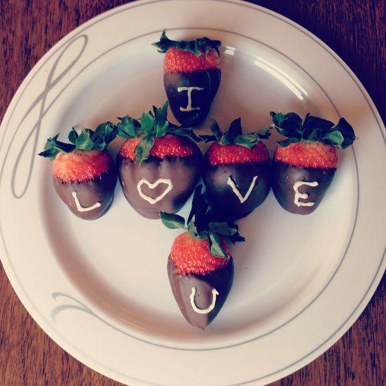 Valentines day surprise <3