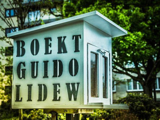 Boekenruilhuisje Oostende 23