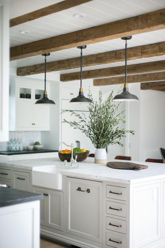 Styling kitchen islands