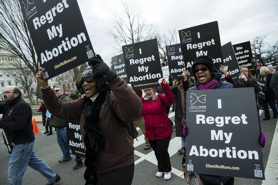 Black anti-abortion movement became a part of anti-abortion activisim