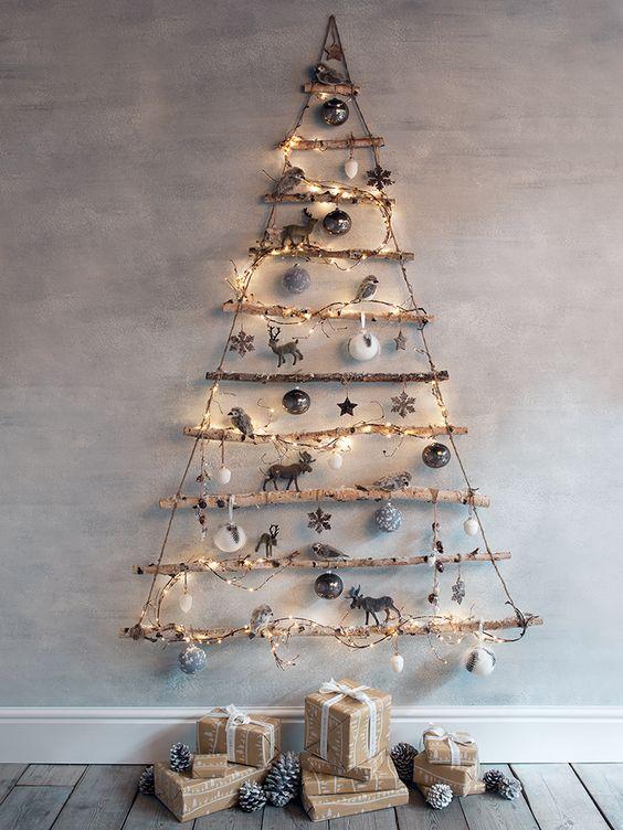 Alternative božičnih smrečic