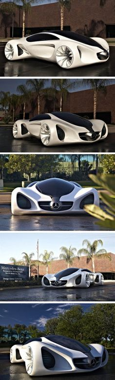 Mercedes Biome Concept - Hot or Not?