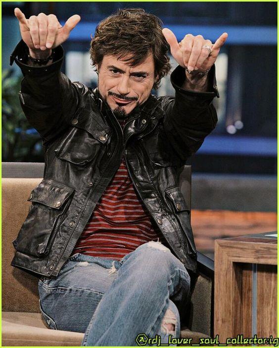 Robert Downey Jr 🖤