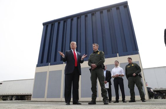 As funds are not been able to be raised Trump is now exploring new options for the Border Wall.