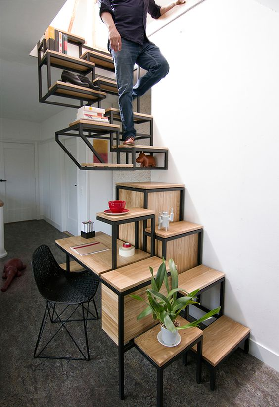 Stunning Staircases Home Decor