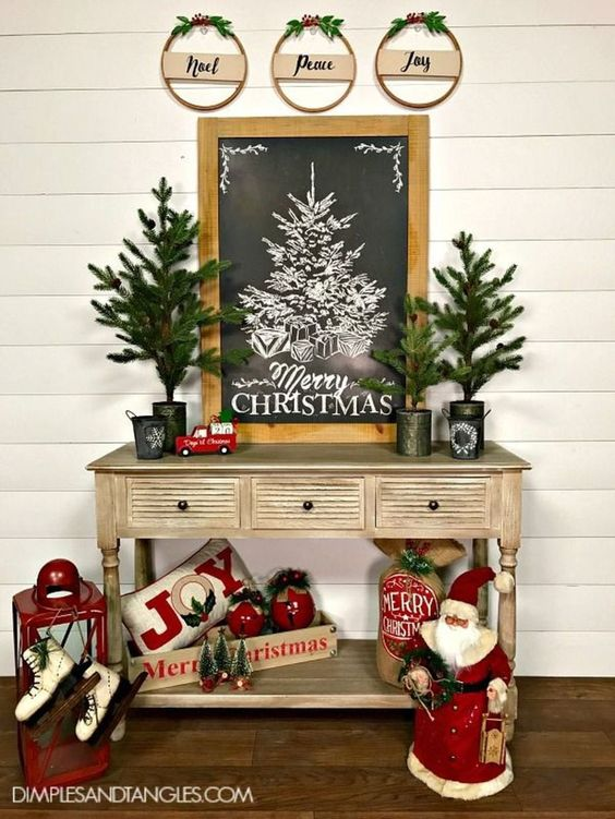 Inspiring Creative Christmas Decorations Ideas 78