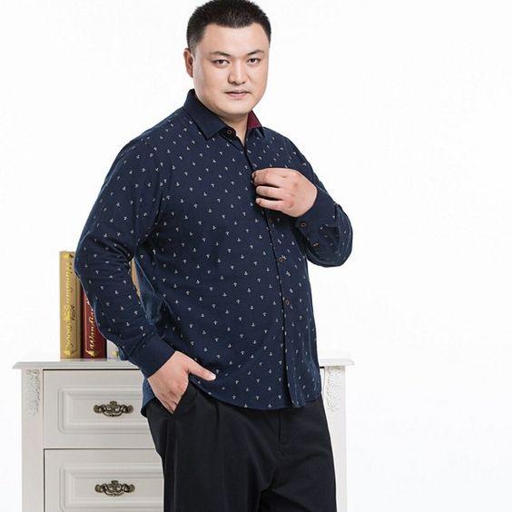 thời trang cho đàn ông mập