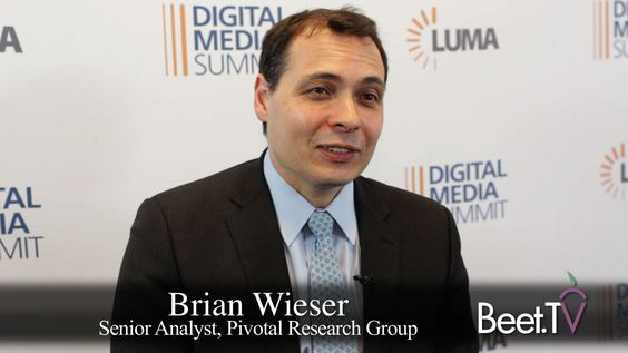 Brian Wieser is an analyst at Pivotal Research Group