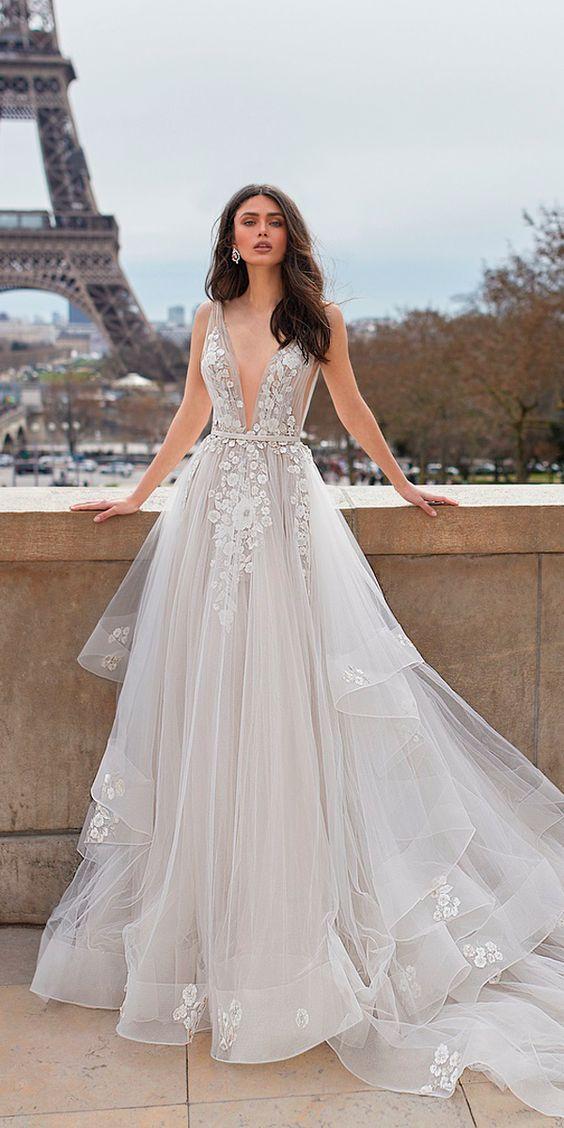39 Latest Wedding Dresses 2019