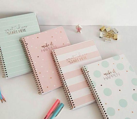 Cadernos happen