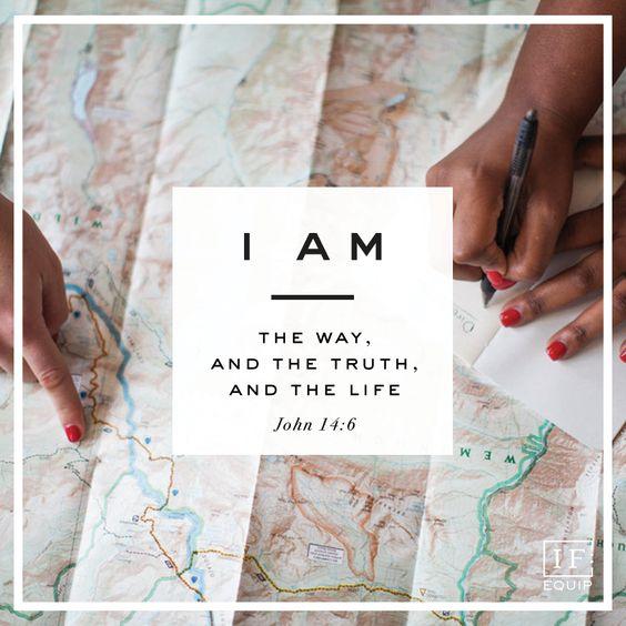 I AM: John 14:1-7