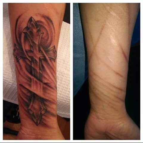 La cicatrice si copre #micahortega #classytattoos #Ohio #tattoo