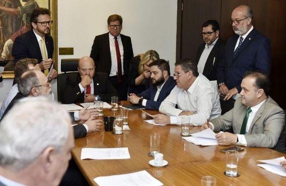 Assembleia Legislativa adia votação de pautas polêmicas | Foto: Vinicius Reis / Agência ALRS / CP