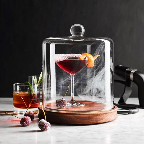 Crafthouse by Fortessa Cocktail Smoking Cloche