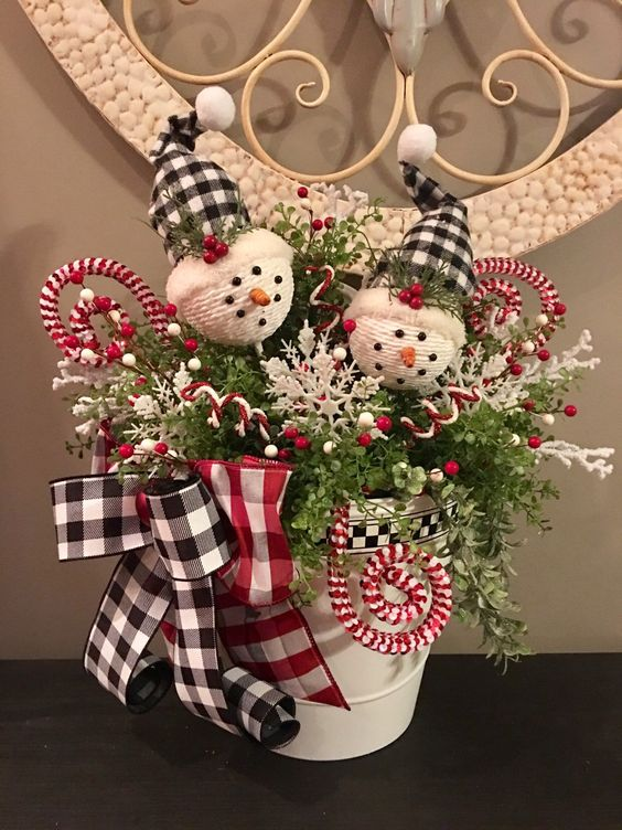 Excited to share this item from my #etsy shop: Snowman Centerpiece, Snowman Wall Decor, Snowman Door Hanger, Snowman Door Decor, Snowman Decor, Snowman Home Decor, Snowman Christmas Decor