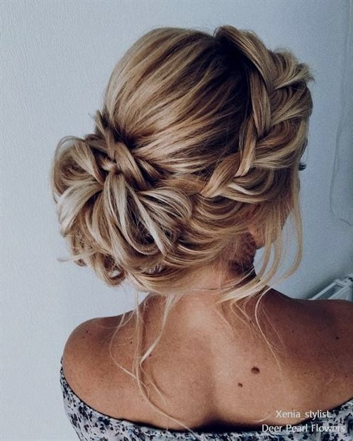 Bridal Hair-do #WeddingHairstyles