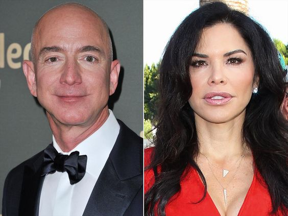 Jeff Bezos is alleged to have a relationship with Lauren Sanchez