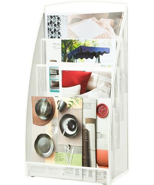 ニトリ・IKEA・無印のおしゃれマガジンラック15選!雑誌収納におすすめ