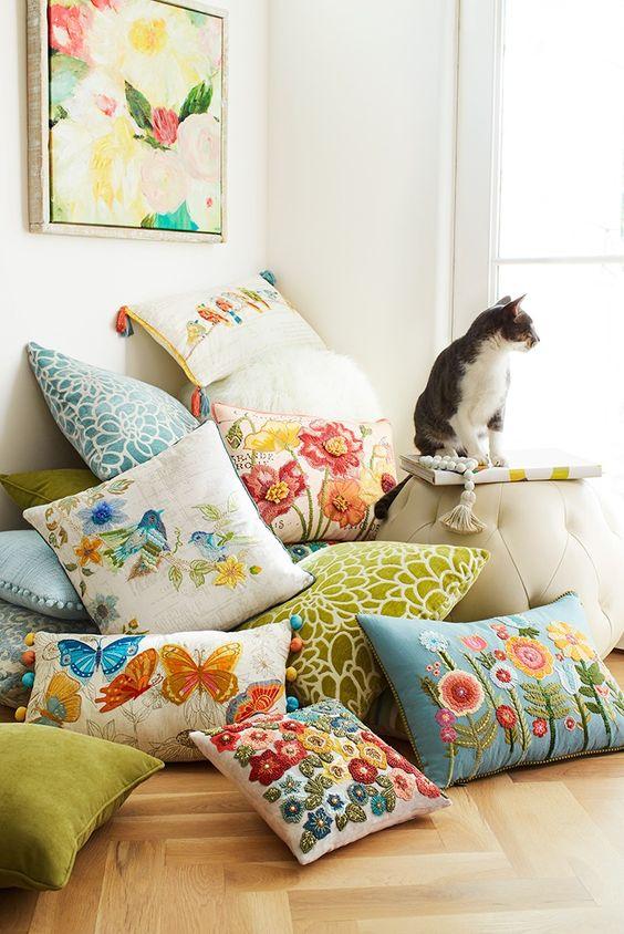 Inspirational Pillows Decoration