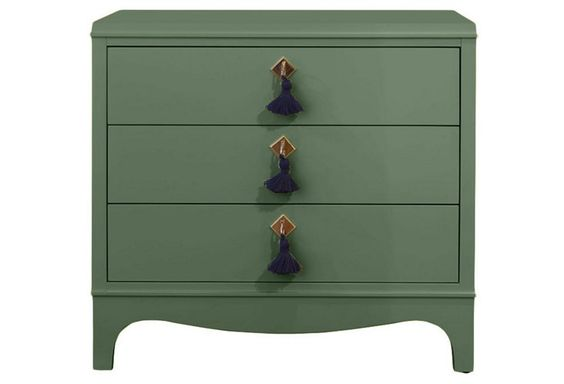Easton Nightstand, Sage