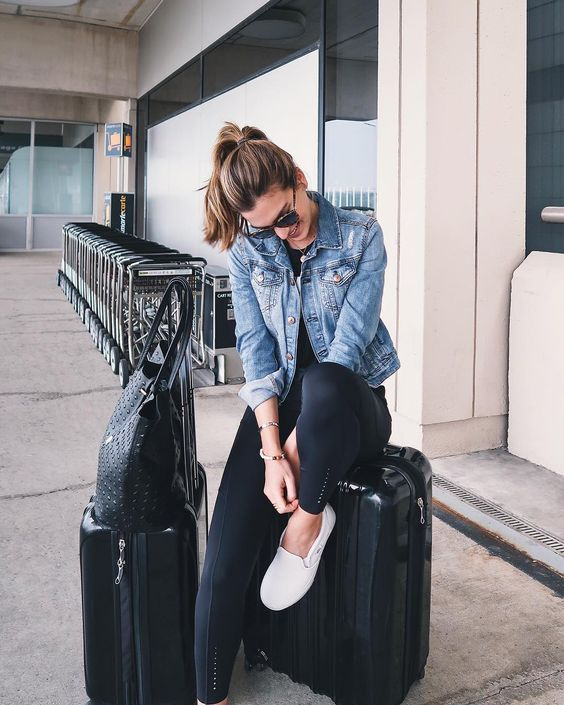 Style inspo: travel outfits