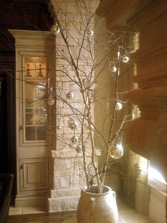 Albero di Natale 2016 con rami secchi Pagina 2 - Fotogallery Donnaclick