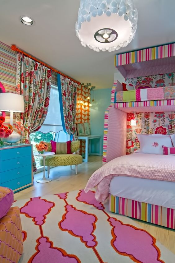 Best Colorful Rooms