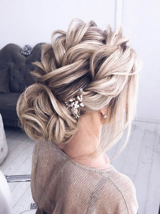 Gorgeous Wedding Day Hair! #weddinghair #bridalstyle #bride