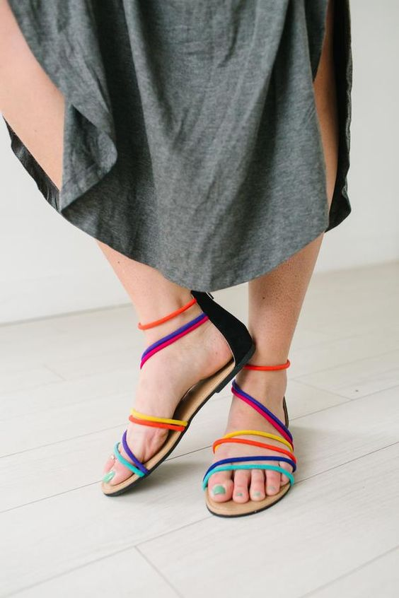 Flawless Flat Shoes Outfits