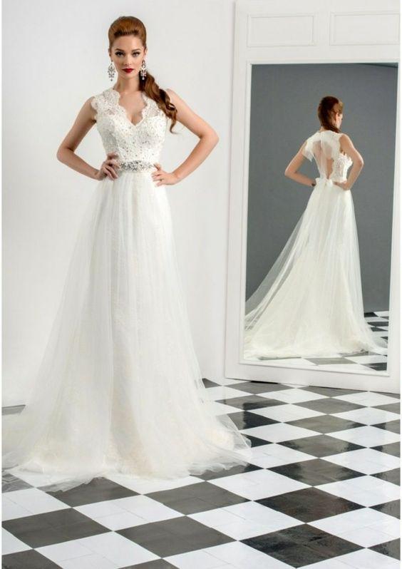 50 beautiful wedding dresses for an unforgettable wedding