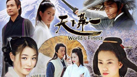 Phim Đệ Nhất Thiên Hạ
