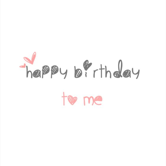 Party? | Looks like it's my birthday!