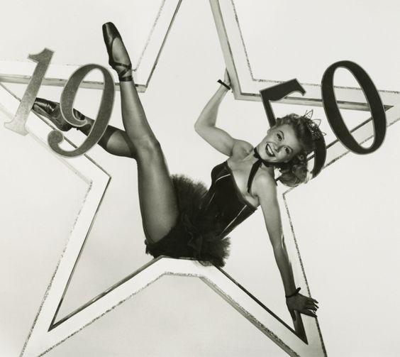 Vera-Ellen 1950  Life Goal: dance like her