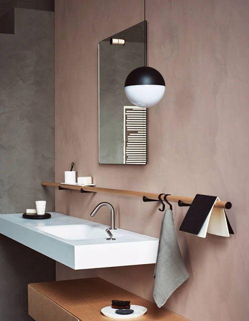 Fresh Interior Bathroom