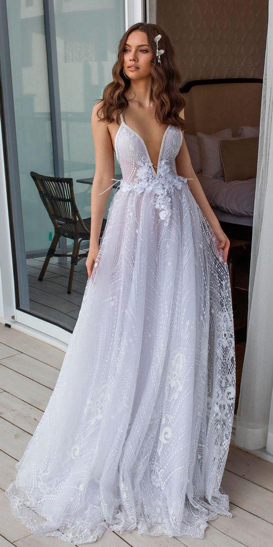 27 Dimitrius Dalia Wedding Dresses For Modern Bride