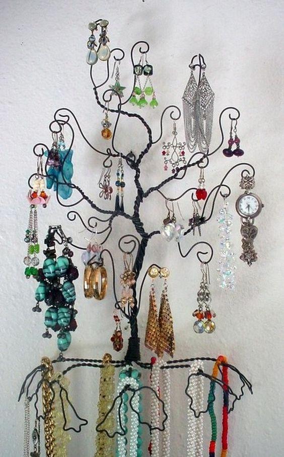 Cool Jewelry Storage Ideas